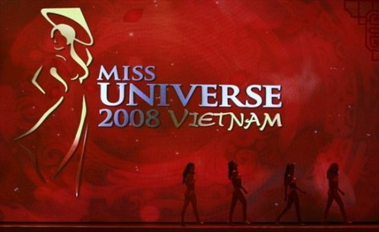 ������ �������� ���� ��������� 2008 (Miss Universe)
