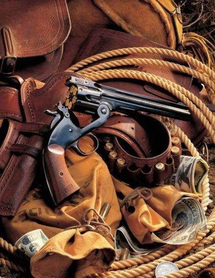 Оружие дикого запада