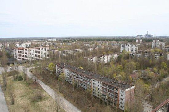 Немного о Чернобыле + Фото