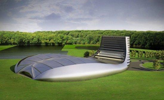 Самый большой крытый гольф-центр в мире