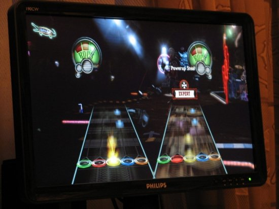 Maxigame 2.0 Rock band & Guitar Hero 3 Party