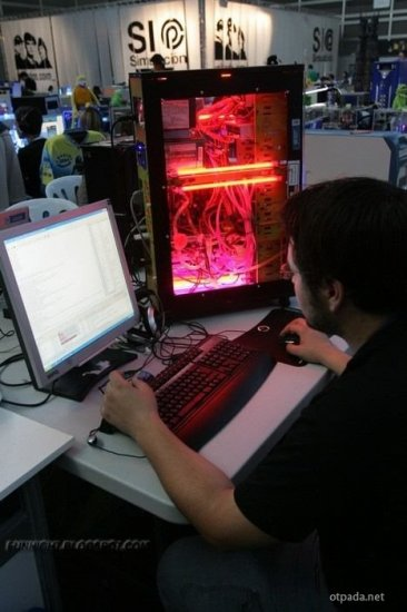 Моддинг компьютеров