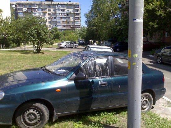 Правильно припарковался