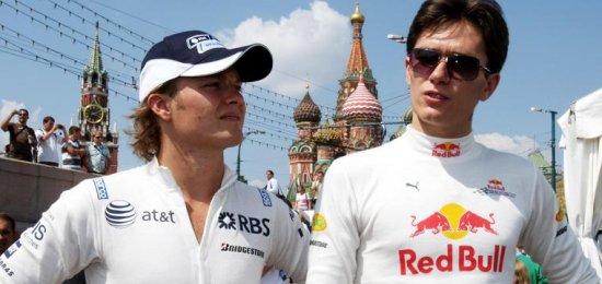 Формула-1 в Москве. Фотографии