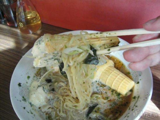 Обед по-японски