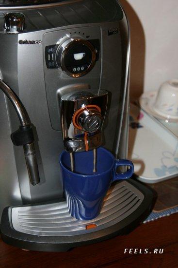 Знаете как должна выглядеть идеальная кофемашина?