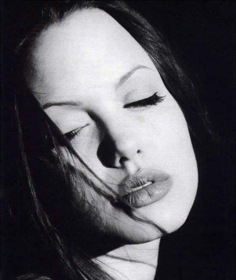 Анджелина Джоли в молодости