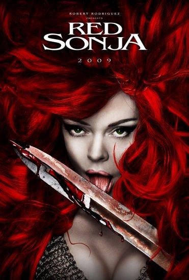 Постеры: «Рыжая Соня»