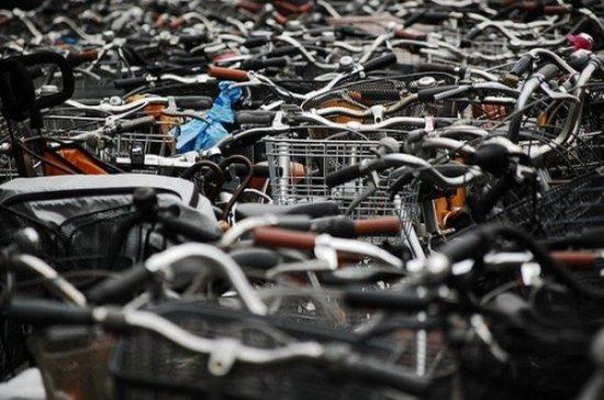 Кладбище велосипедов