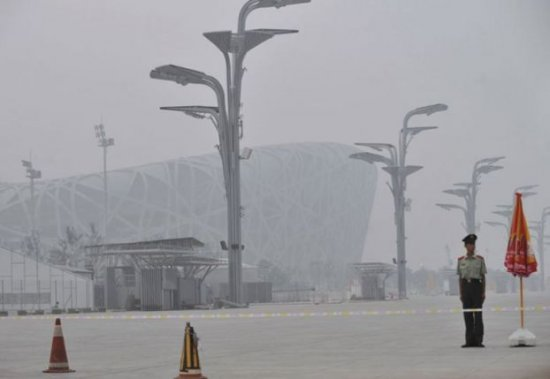 А готов ли Китай принять Олимпиаду?