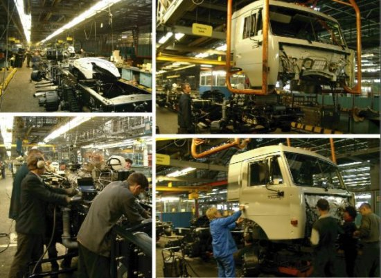 КамАЗ + Daimler ?
