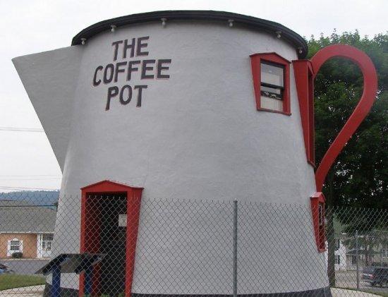 Всем кофейням кофейня