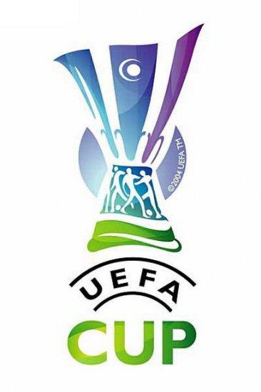 Результаты жеребьевки Кубка УЕФА 2008/09.