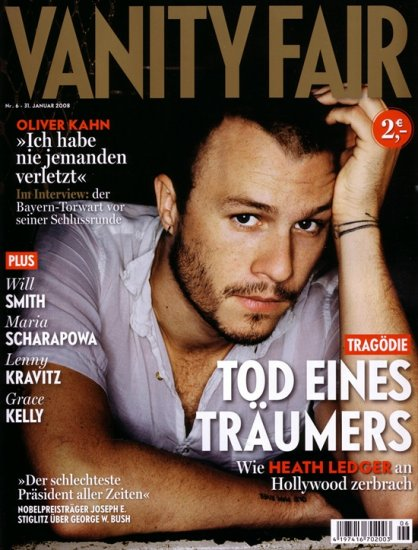 ������ ������� �������� Vanity Fair ��������� ���