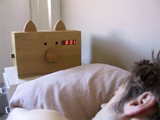Беконо будильник