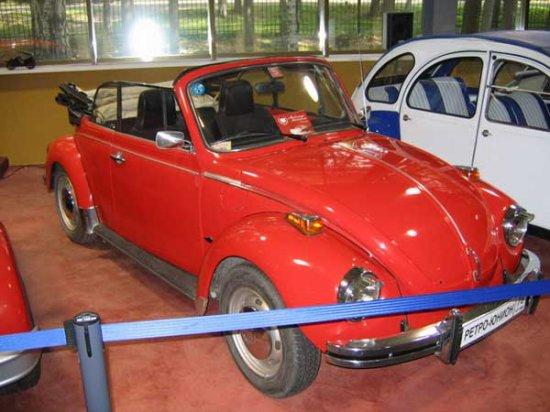 Музей ретро-автомобилей