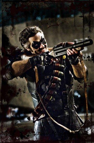Стражи (Watchmen) - фильм по знаменитому комиксу