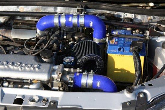 Lada Kalina 4wd Turbo