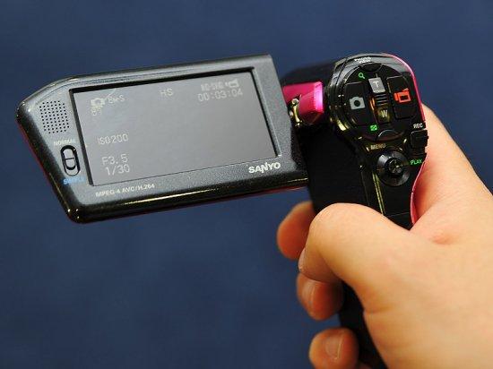 Самая компактная HDTV-камера