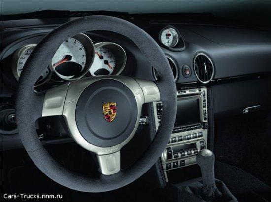 Porsche Cayman S Sport «Design Edition 2»