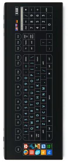 Клавиатура «Оптимус Тактус»