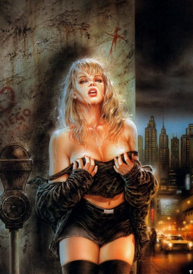 Luis Royo - Evolution