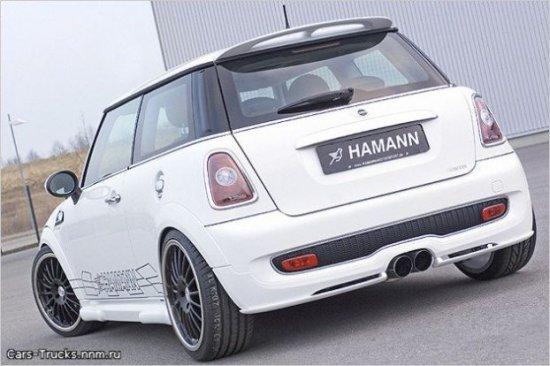 Hamann MINI Cooper S / D-больше драйва