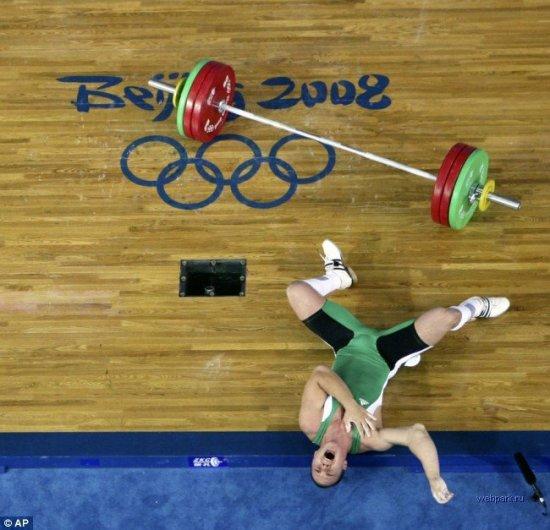 Трагедия на Олимпиаде