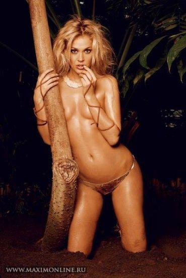 Таня Терешина: «У меня отличная выпуклая филейная часть»