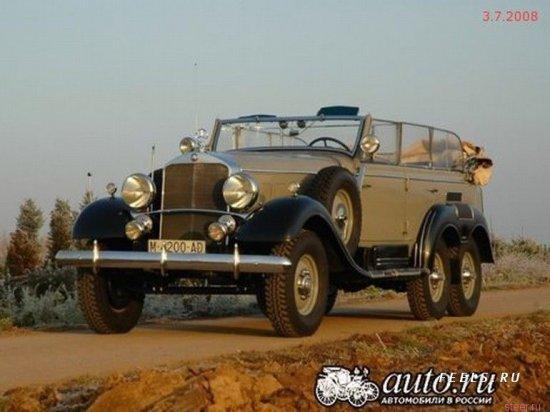 20 000 000 долларов за парадный лимузин А. Гитлера