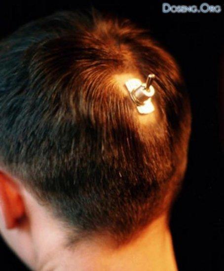 Необычный тюнинг головы