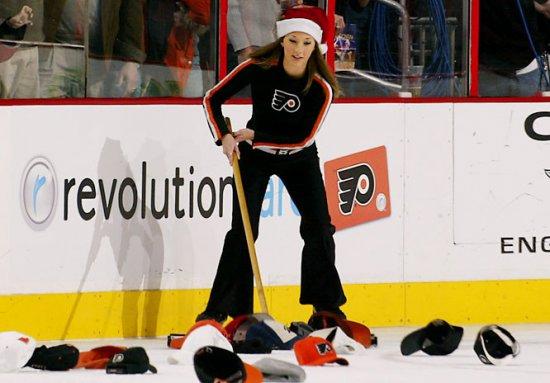 Чирлидиры NHL