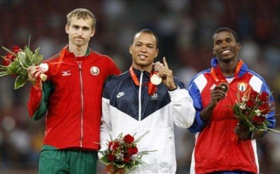 Белорусский десятиборец Андрей Кравченко завоевал олимпийское серебро