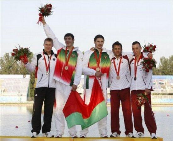 """Белорусские гребцы выиграли сразу два олимпийских """"золота"""""""