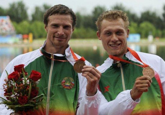 Белорусский олимпийцы принесли сборной еще две медали