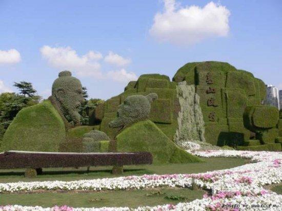 Сад в Поднебесной