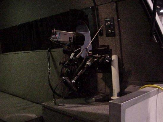Машина для слежки у американских спецслужб