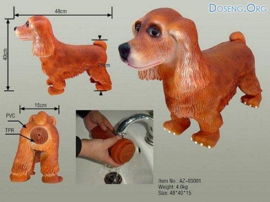 Секс-кукла для собаки