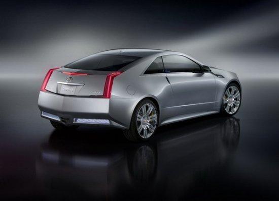 Дизайнеры из Cadillac решили создать купе CT