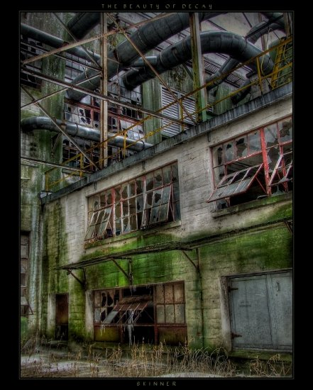 HDR Industrial Nightmare