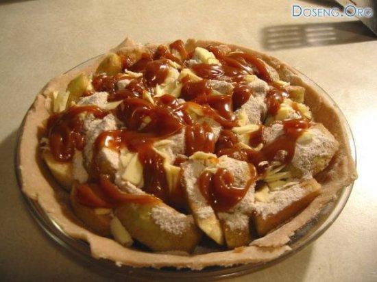 Приготовление яблочного пирога привело к трагедии