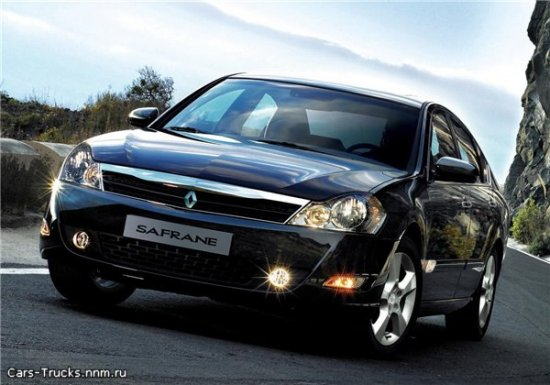 Renault Safrane — возвращение на олимп