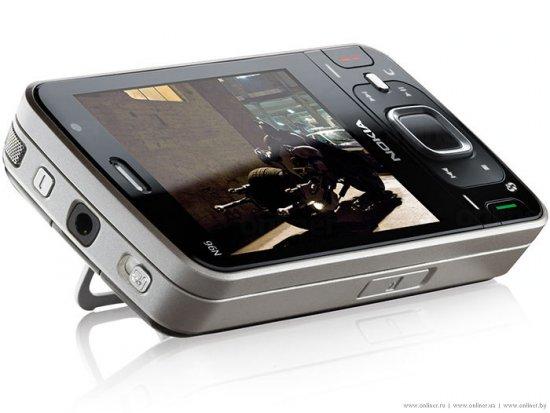 Начались общеевропейские поставки Nokia N96