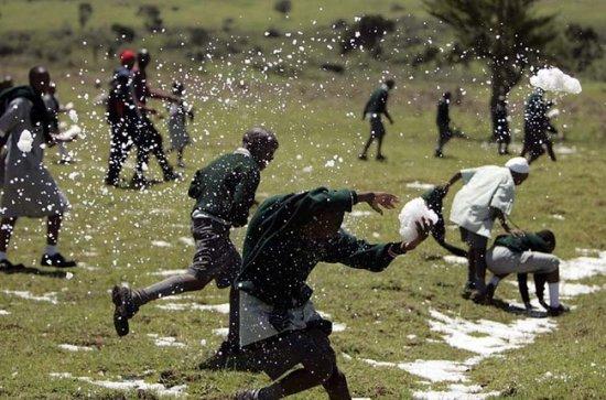 Кении капец