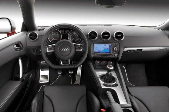 Audi TT-S Coupe и Roadster(+10 фото)