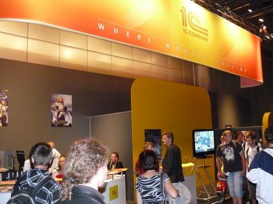 GC 2008: немецкий игровой порядок