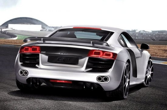 Суперкар PPI Audi R8