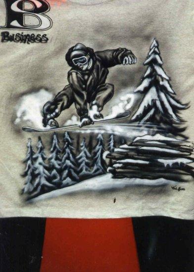 Экстрим.Сноубординг.