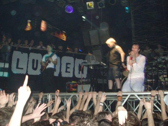 Концерт LUMEN в Минске 18.04.2008г