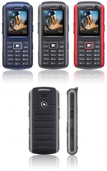"""Samsung B2700 – """"бронированный"""" мобильник для экстремалов"""